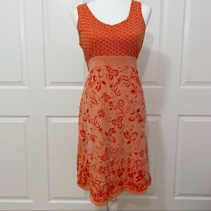 Athleta Vynasa Cotton Sundress Summer Dress M